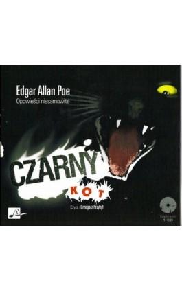 Czarny kot - Edgar Allan Poe - Audiobook - 978-83-60313-07-7