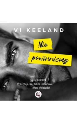 Nie powinniśmy - Vi Keeland - Audiobook - 978-83-67014-11-3