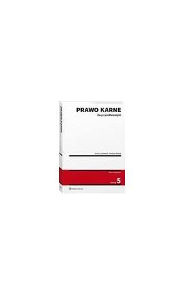 Prawo karne. Zarys problematyki - Andrzej Marek - Ebook - 978-83-8246-739-0
