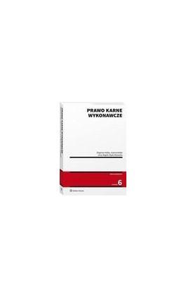 Prawo karne wykonawcze - Joanna Hołda - Ebook - 978-83-8246-738-3