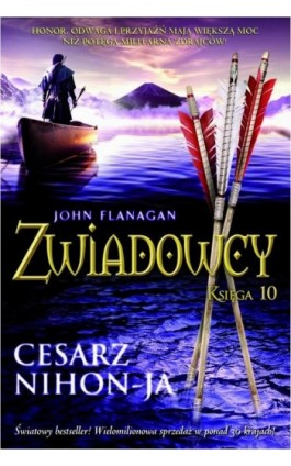 Zwiadowcy Księga 10 Cesarz Nihon-JA - John Flanagan - Ebook - 978-83-7686-146-3