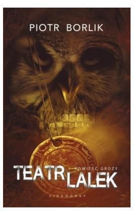 Teatr lalek - Piotr Borlik - Ebook - 978-83-7835-633-2
