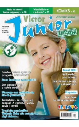 Victor Junior nr 14 (286) - Ebook