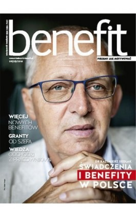 Benefit 9/2014 - Ebook