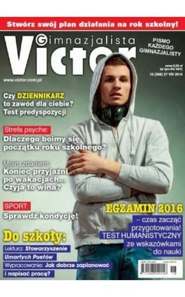 Victor Gimnazjalista nr 18 (398) - Ebook