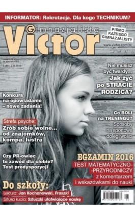 Victor Gimnazjalista nr 5 (411) - Ebook