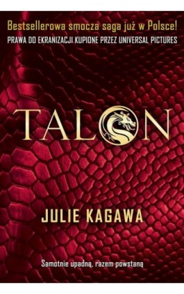 Talon - Julie Kagawa - Ebook - 978-83-276-1257-1