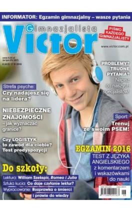 Victor Gimnazjalista nr 6 (412) - Ebook