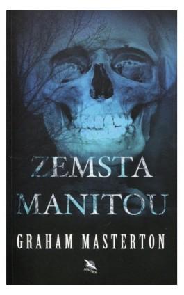 Zemsta Manitou - Graham Masterton - Ebook - 978-83-8125-083-2