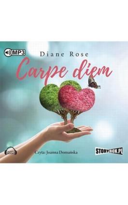 Carpe diem - Diane Rose - Audiobook - 978-83-7927-882-4