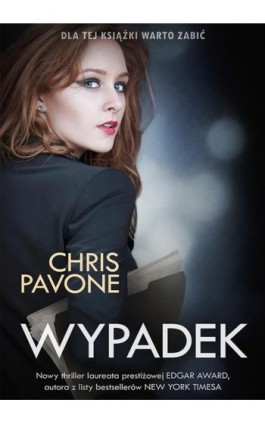 Wypadek - Chris Pavone - Ebook - 978-83-287-0007-9