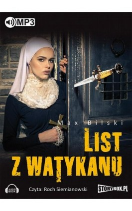 List z Watykanu - Max Bilski - Audiobook - 978-83-7927-572-4