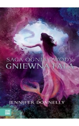Saga Ognia i Wody Gniewna fala - Jennifer Donnelly - Ebook - 978-83-7983-654-3