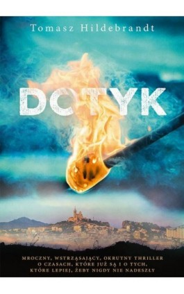 Dotyk - Tomasz Hildebrandt - Ebook - 978-83-287-0591-3