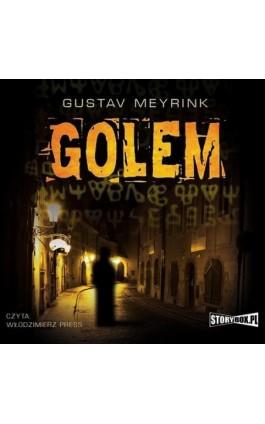 Golem - Gustaw Meyrnik - Audiobook - 978-83-633-0245-0