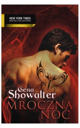 Mroczna noc - Gena Showalter - Ebook - 978-83-238-9712-5