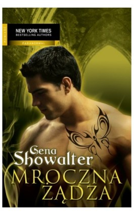 Mroczna żądza - Gena Showalter - Ebook - 978-83-238-9714-9