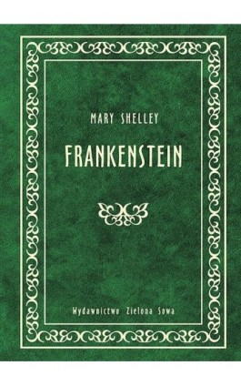 Frankenstein - Mary Shelly - Ebook - 978-83-7895-186-5
